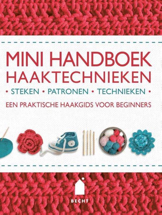 Minihandboek haaktechnieken - Sally Harding | Fthsonline.com