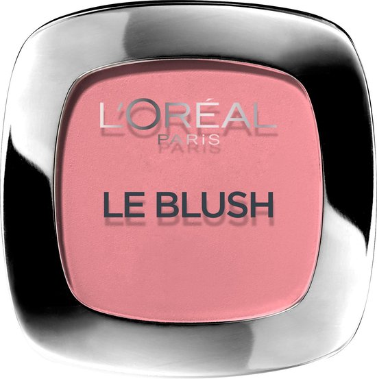 L'Oréal Paris Make-Up Designer True Match Le Blush - 90 Rose Eclat - Roze - Natuurlijk Ogende Blush - 5,0 gr.