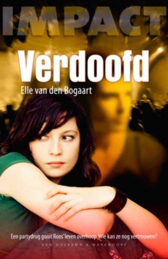 Verdoofd - Elle van den Bogaart |