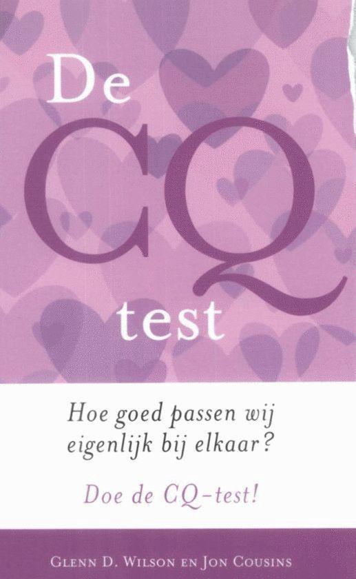 De Cq Test - Glenn D. Wilson |