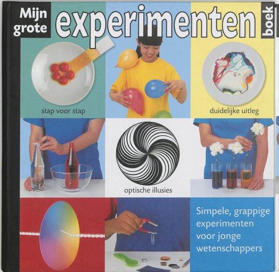 Mijn Grote Experimentenboek