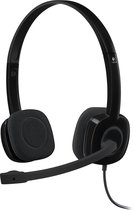Logitech H151 - Stereo Headset - 3.5MM AUX - PC & Mac