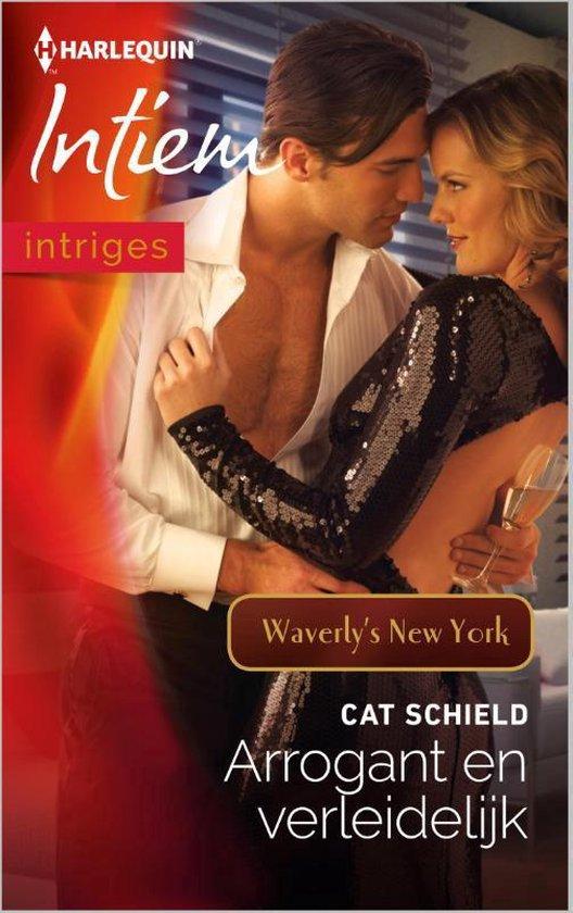 Arrogant en verleidelijk - Intiem 2075 - Cat Schield |