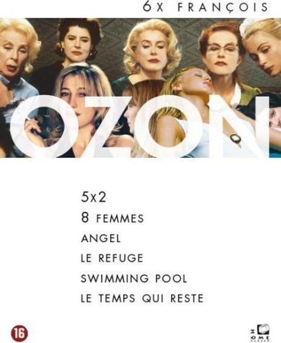 Cover van de film 'Francois Ozon Box'