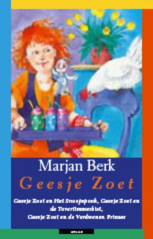 Geesje zoet - Marjan Berk |