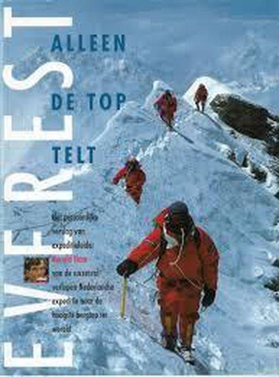 Everest alleen de top telt - Naar  