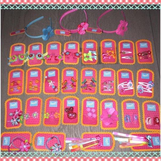 Lief Lifestyle! Mooi Haaraccesoires pakket! (5)