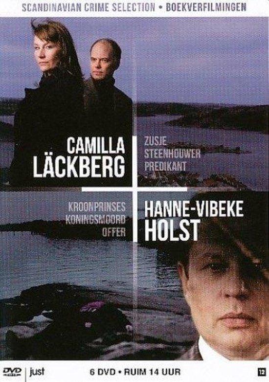 Cover van de film 'Scandinavische Boekverfilmingen - Camilla Läckberg'