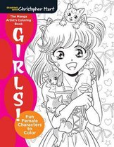 The Manga Artist's Coloring Book
