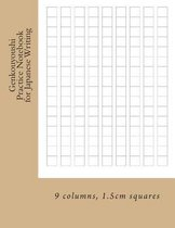 Genkouyoushi Practice Notebook for Japanese Writing