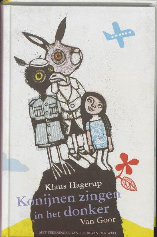 Konijnen zingen in het donker - Klaus Hagerup |