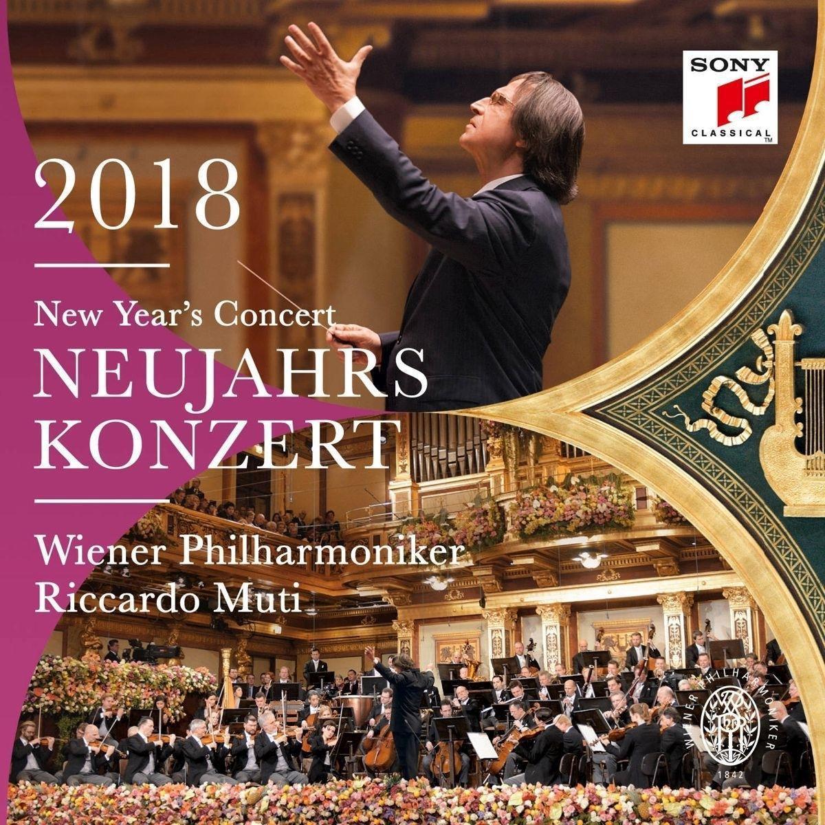 Neujahrskonzert 2018 / New Year's Concert 2018 - Riccardo Muti