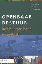 Boek cover Openbaar Bestuur van M.A.P. Bovens (Paperback)