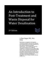 An Introduction to Post-Treatment and Waste Disposal for Water Desalination