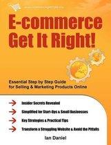 E-commerce Get it Right!
