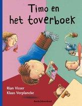 Prentenboek Timo en het toverboek /