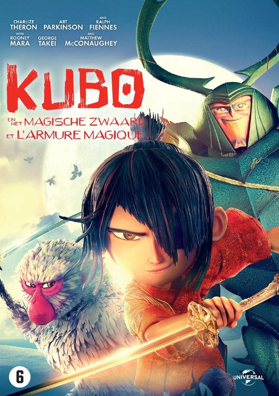 Animation - Kubo And The Two Strings