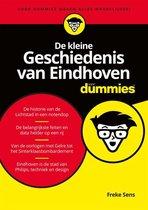 Boek cover De kleine geschiedenis van Eindhoven voor dummies van Freke Sens