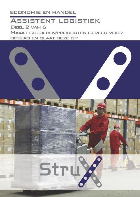 StruX - Assistent logistiek 2 van 6 - Marien Kempeneers |