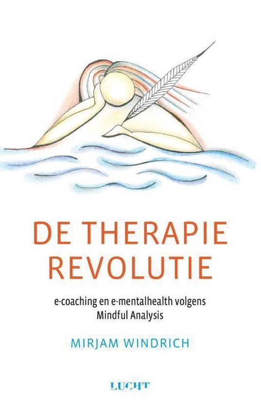 De therapie revolutie     e-coaching en e-mentalhealth volgens Mindful Analysis