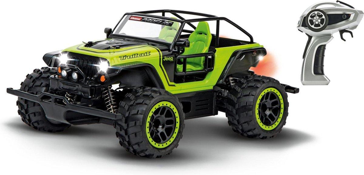 Carrera Jeep[R] Trailcat -AX- Carrera(C) Profi(C) RC - Bestuurbare auto