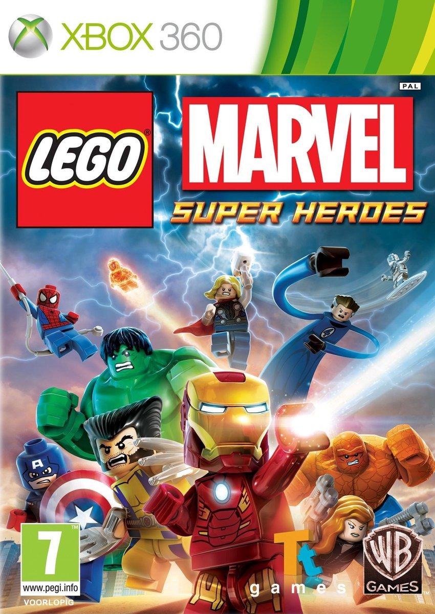 LEGO Marvel Super Heroes - Xbox 360 - Warner Bros. Games