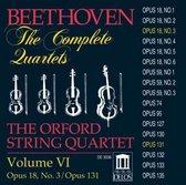 String Quartets, Vol. Vi