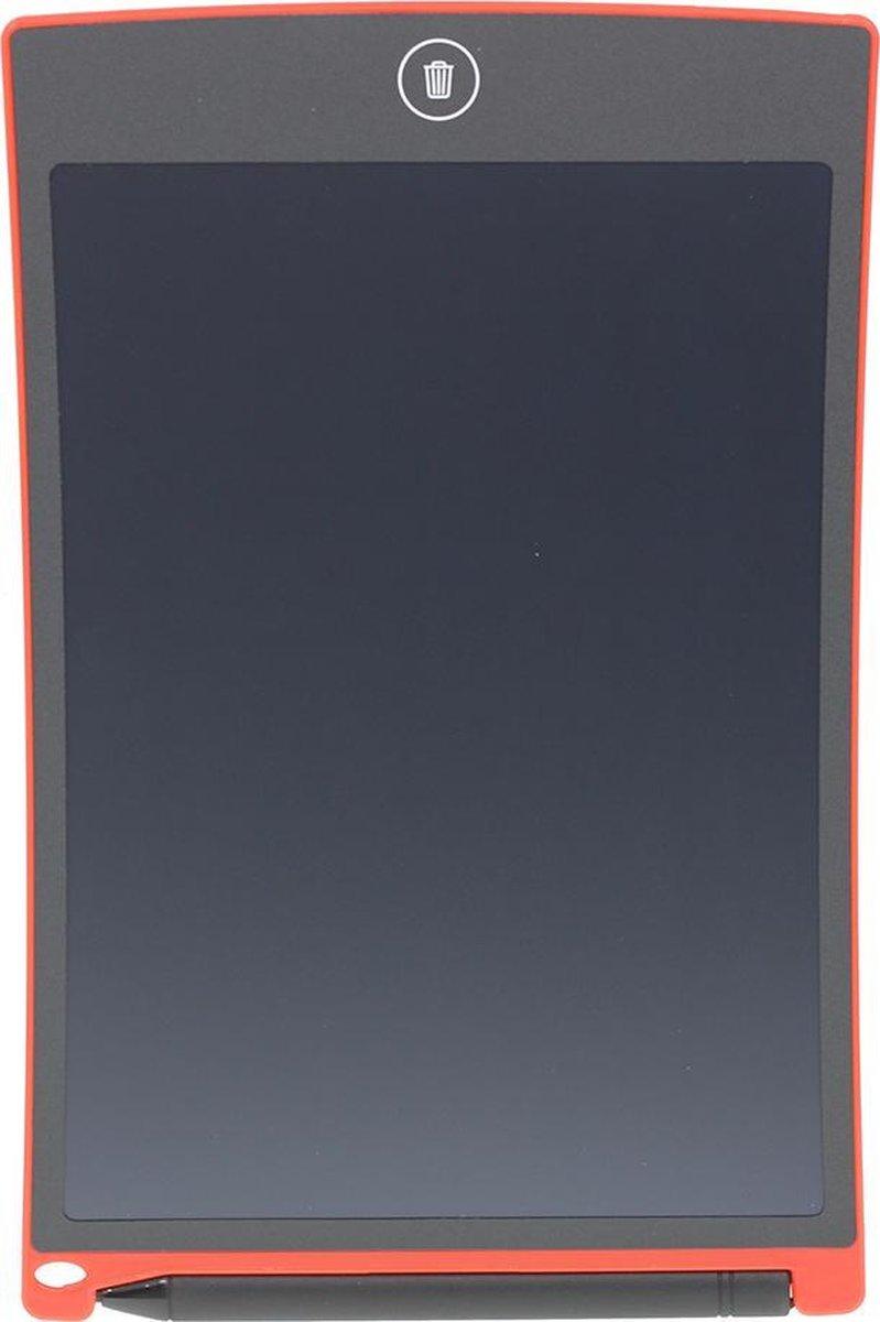 Shop4 - Tekentablet 8.5 inch Rood