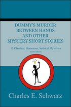 Omslag Dummy's Murder Between Hands and Other Mystery Short Stories