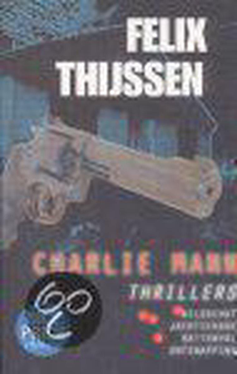 Charlie Mann Thrillers