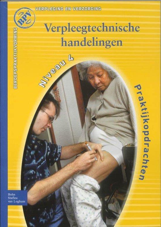 Beroepspraktijkvorming verpleegtechnische handelingen - T Stuut  