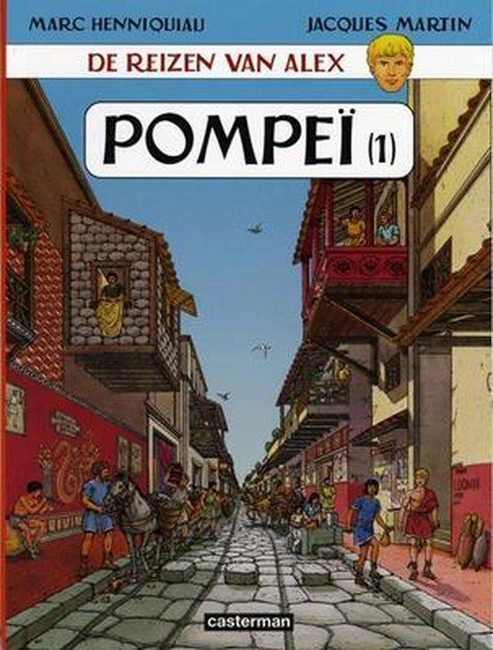 Alex, de reizen van 08. pompei - Jacques Martin |