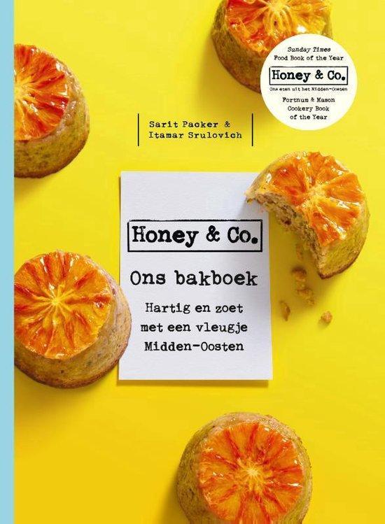 Honey en Co - Ons bakboek - Sarit Packer | Fthsonline.com