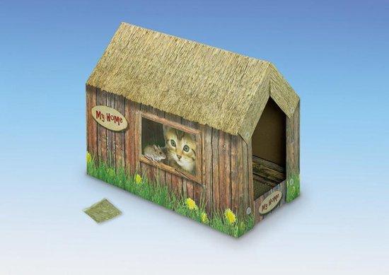 Nobby - Katten - Huis - Karton