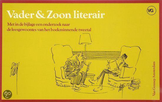 Vader & zoon literair - Peter van Straaten |