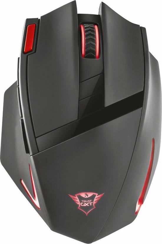 GXT 130 Ranoo - Draadloze Gaming Muis - Zwart