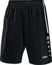 Jako Turin Short - Voetbalbroek - Mannen - Maat XL - Zwart