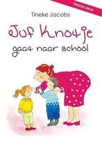 Juf Knotje gaat naar school