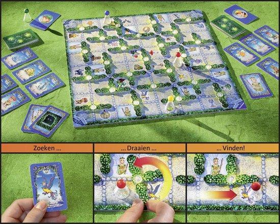 Bol Com Ravensburger Betoverde Doolhof Twist Kinderspel Games