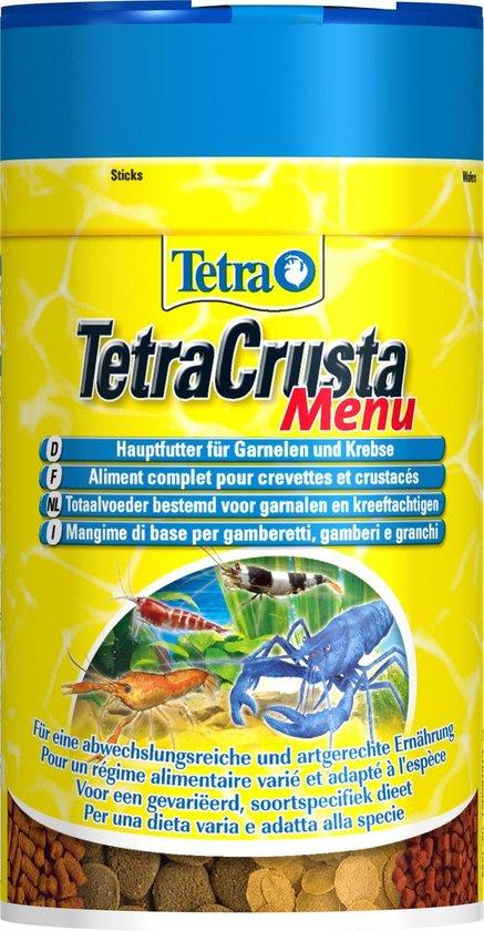 Tetra Crusta Menu - Vissenvoer - 100 ml