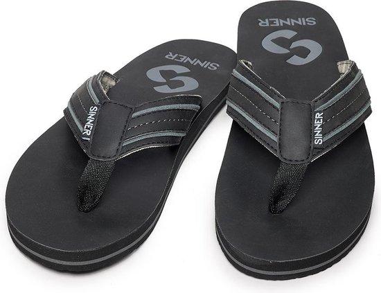 Sinner West Bay - Slippers - Heren - Maat 41 - Zwart