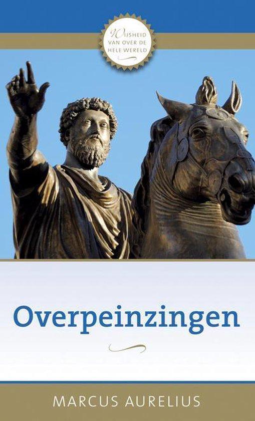 Boek cover AnkhHermes Klassiekers  -   Overpeinzingen van Marcus Aurelius (Paperback)