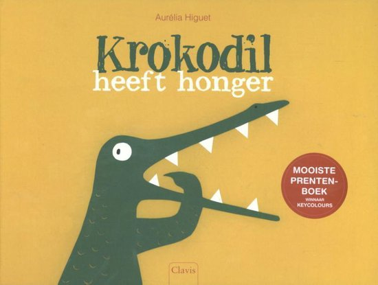 Krokodil heeft honger - Aurélia Higuet | Readingchampions.org.uk