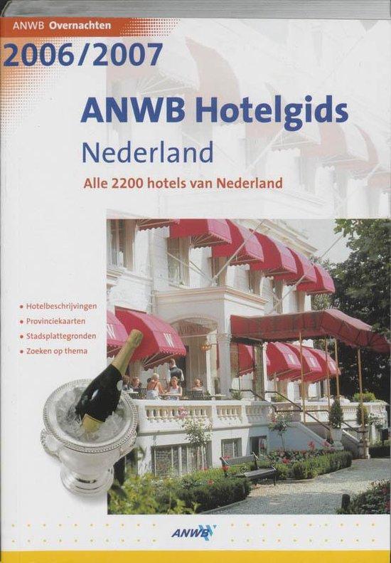 Cover van het boek 'ANWB Hotelgids Nederland / 2006'