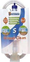 Superfish Gravel Clean S - Aquarium - Grind en Glasreiniger