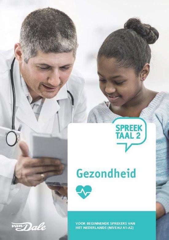 Boek cover SpreekTaal 2 Gezondheid van Martijn Baalman (Onbekend)