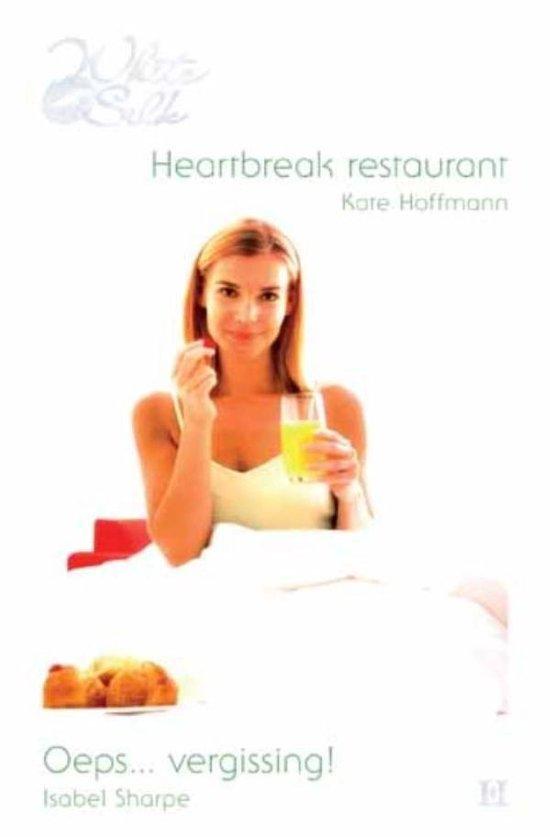 Cover van het boek 'Heartbreak restaurant / Oeps... vergissing!' van Kate Hoffmann
