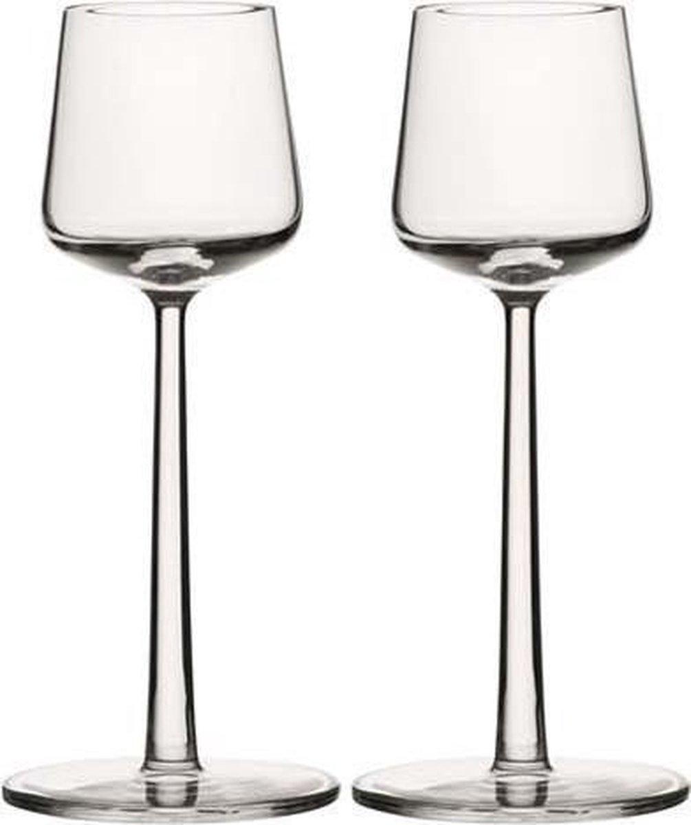 Iittala Essence - Sherryglas - 15 cl - 2 stuks - Iittala