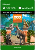 Zoo Tycoon: Ultimate Animal Collection - Xbox One / Windows 10 Download