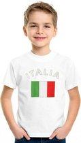 Italie t-shirt voor kinderen Xl (158-164)